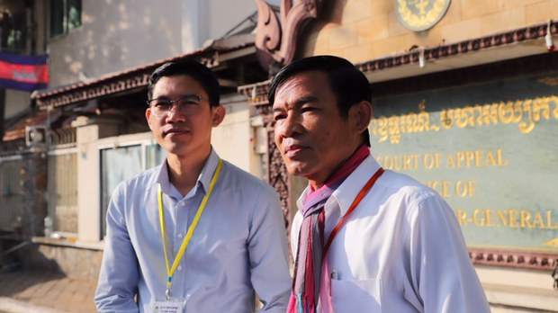 Former Cambodia Journalists