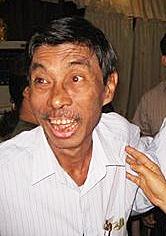 စာရေးဆရာ၊ ဒါရိုက်တာ မောင်ဝဏ္ဏ (Photo: wikimyanmar)