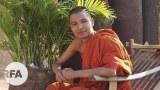 မေလ ၂ဝ ရက်နေ့က စစ်ကောင်စီက ဖမ်းဆီးခဲ့တဲ့ မန္တလေးမြို့၊ မစိုးရိမ်တိုက်သစ်က အရှင်ရာဇိန္ဒ။