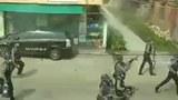 မြိတ်မြို့ဆန္ဒပြသူတွေ ဖြိုခွင်းခံရတဲ့ အခြေအနေ