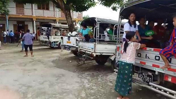 ကချင်ဒုက္ခသည်တွေ နေရပ်ပြန်ရေး KHCC ဥက္ကဋ္ဌနဲ့ ဆက်သွယ်မေးမြန်းချက်