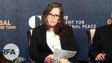 Asia Times ဆောင်းပါးရှင် ပါမောက္ခ Mary Callahan နဲ့ မေးမြန်းချက်