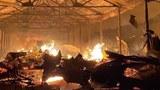 ဆိုင်ခန်းမီးလောင်သွားတဲ့ ရွှေဘိုစျေးသူတစ်ယောက်နဲ့ မေးမြန်းချက်