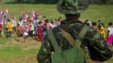 KNU နဲ့ စစ်ကောင်စီအကြား နှစ်လအတွင်း တိုက်ပွဲနှစ်ရာနီးပါး ဖြစ်ပွားခဲ့