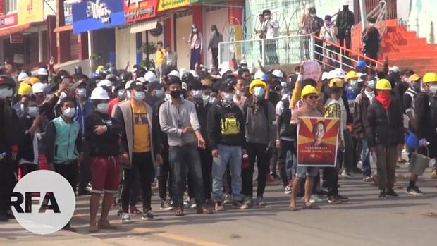 ပဲခူး အကြမ်းဖက်ခံရမှု သေဆုံးသူ ၁ဝဝ နီးပါးရှိ