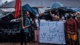 ထားဝယ်မြို့မှာ ဇွန်လ ၈ရက်၊ ဒီနေ့မနက် စစ်အာရှင်ဆန့်ကျင်ရေး ဆန္ဒပြပွဲ ပြုလုပ်ခဲ့ကြစဉ်