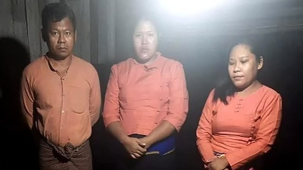 ဖမ်းဆီးခံ NLD အမတ်လောင်း သုံးဦး ဒီနေ့ လွတ်မယ်လို့ သတင်းထွက်နေ