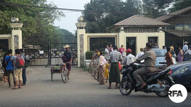 အင်းစိန်ထောင်တွင်း ဆန္ဒပြမှု အကြမ်းဖက်ဖြိုခွင်းခံရမှာ AAPP အထူးစိုးရိမ်