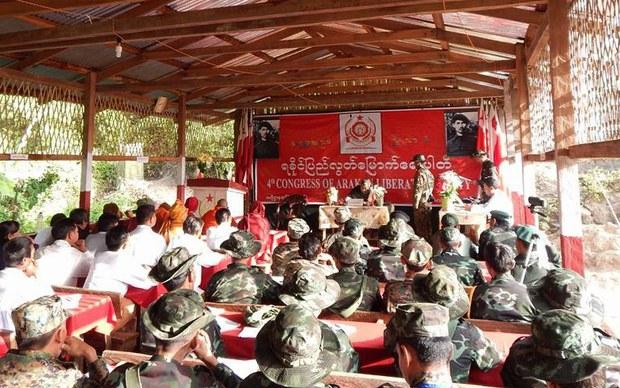 NUG အစိုးရရဲ့ ရိုဟင်ဂျာမူဝါဒကို ALP ကန့်ကွက်