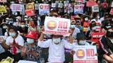 မြန်မာစစ်တပ်ကို ကာကွယ်ပေးရာရောက်တဲ့ လုပ်ရပ်တွေ ရပ်ဖို့ အာဆီယံကို AI တောင်းဆို