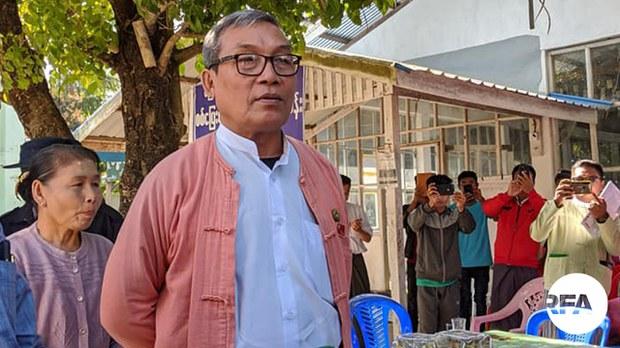 ရခိုင်ဝန်ကြီးချုပ် ဦးညီပု နိုင်ငံတော်အကြည်ညိုပျက်စေမှုနဲ့ စွဲချက်တင်ခံရ