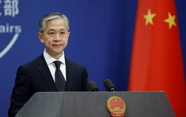 အာဏာသိမ်းစစ်တပ်ကို ကူညီနေတဲ့သတင်း တရုတ်ပယ်ချ