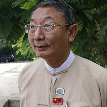 NLD ပါတီက အမျိုးသားလွှတ်တော် ကိုယ်စားလှယ် ဦးအောင်ကြည်ညွန့်က
