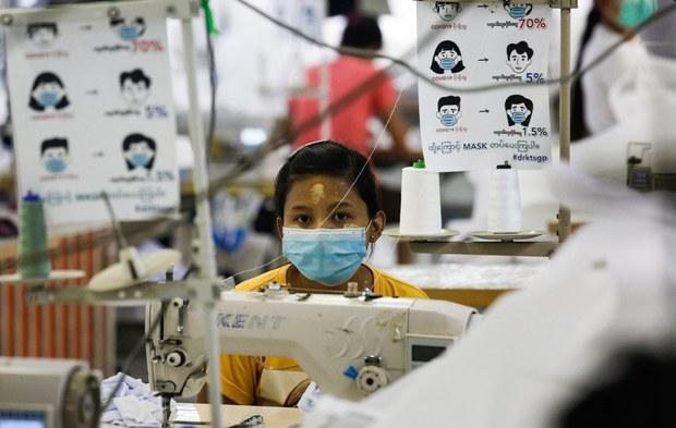 စစ်အာဏာသိမ်းအပြီး မြန်မာနိုင်ငံမှာ အလုပ်အကိုင် တစ်သန်းကျော် ဆုံးရှုံး