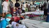 ရန်ကုန်မှာ ကိုဗစ်ကြောင့် သေဆုံးနှုန်းလျော့နည်းလာကြောင်း နာရေးကူညီနေသူတွေပြော
