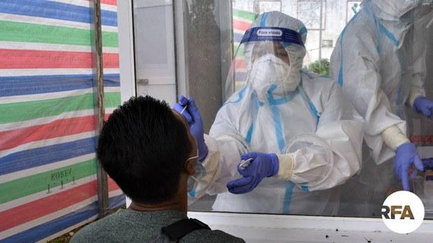 ကူးစက်သေဆုံးမှုမြင့်မားနိုင်တဲ့ ဗီဇပြောင်းမျိုးကွဲ ကိုရိုနာဗိုင်းရပ်စ်ကို မြန်မာမှာထပ်တွေ့