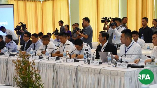 ကျိုင်းတုံနဲ့ မြစ်ကြီးနားမှာ တွေ့ဖို့ မြောက်ပိုင်းအဖွဲ့တွေကို အစိုးရ ကမ်းလှမ်း