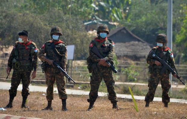 မြန်မာစစ်တပ်ရဲ့ကျူးလွန်မှုတွေ တရားစွဲဆိုဖို့ ICC လက်ခံ