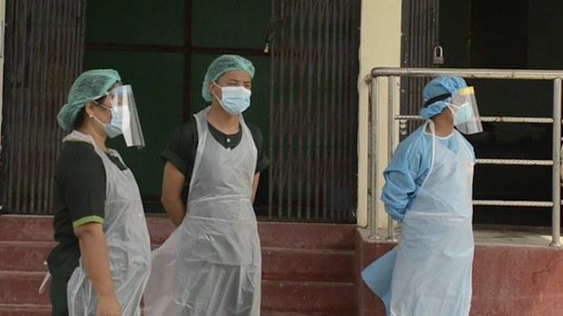 ကလေးမြို့က သီးခြားခွဲနေရင်း သေဆုံးသူမှာ ကိုဗစ်-၁၉ ရောဂါပိုးတွေ့