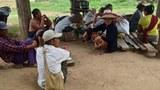 ကောလင်း အိုင်ကြီးရွာမှာ ပစ်ခတ်ခံရလို့ အမျိုးသမီး တစ်ဦး ဒဏ်ရာရ