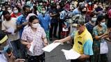 မြန်မာလုပ်သား ၁၃၀၀ ကျော် ထိုင်းမှာ ပိုးကူးခံရ