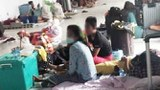 ရွှေတြိဂံအထူးစီးပွားရေးဇုန်က မြန်မာရွှေ့ပြောင်းလုပ်သား လေးရာကျော် နေရပ်ပြန်ဖို့ခက်ခဲနေ
