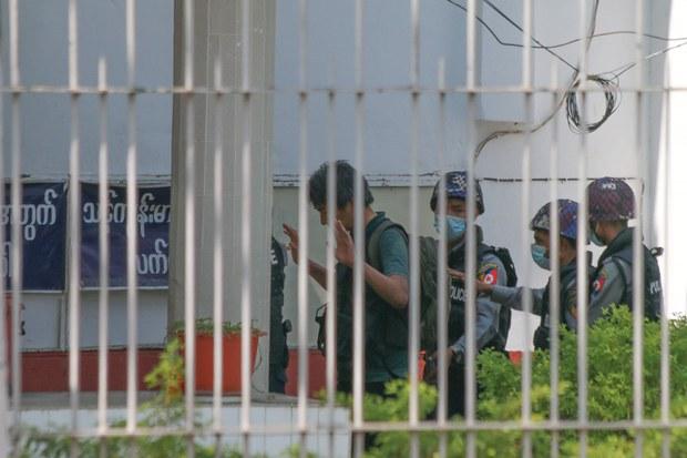 ဂျပန်သတင်းထောက် Yuki Kitazumi နောက်တစ်ကြိမ် အဖမ်းခံရ