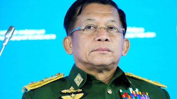 မြန်မာ့အရေး နိုင်ငံတကာကြားဝင်မှု မဖြစ်နိုင်ဘူးလို့ စစ်ကောင်စီခေါင်းဆောင်ပြော