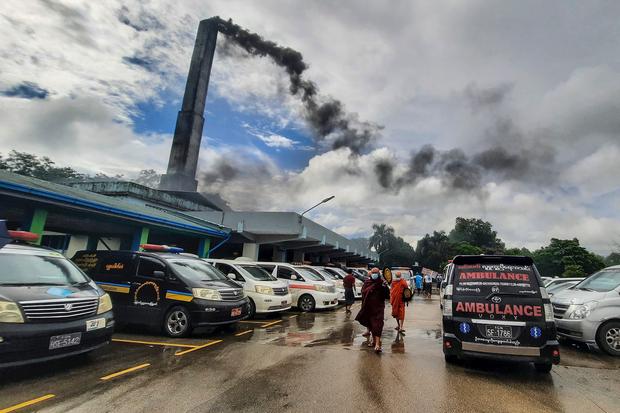 ကိုဗစ်ကြောင့် အဆိုးဆုံးမဖြစ်ခင် မြန်မာကို အရေးပေါ်ဝိုင်းကူဖို့ ကုလကိုယ်စားလှယ် တိုက်တွန်း