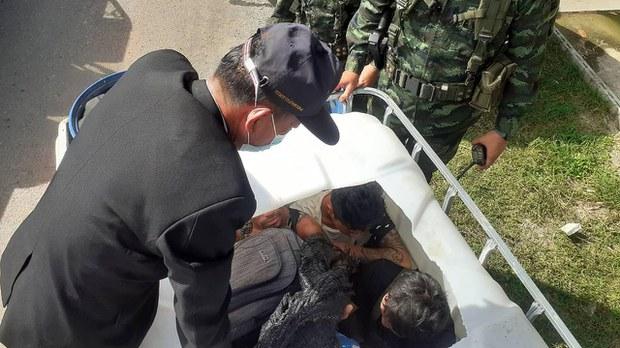 မြန်မာ ၅၉ ဦး တရားမဝင် ဖြတ်ကျော်မှုနဲ့ ထိုင်းမှာ ဖမ်းဆီးခံရ