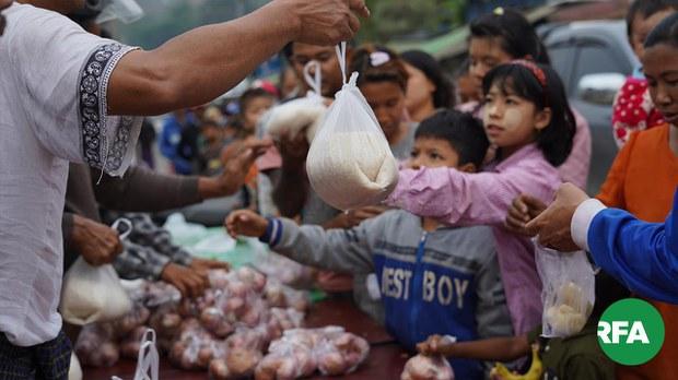 မြန်မာနိုင်ငံအရှေ့တောင်ပိုင်းက ပြည်သူတွေအတွက် ဂျပန်နိုင်ငံက ဒေါ်လာခြောက်သန်းနီးပါး ထောက်ပံ့မည်