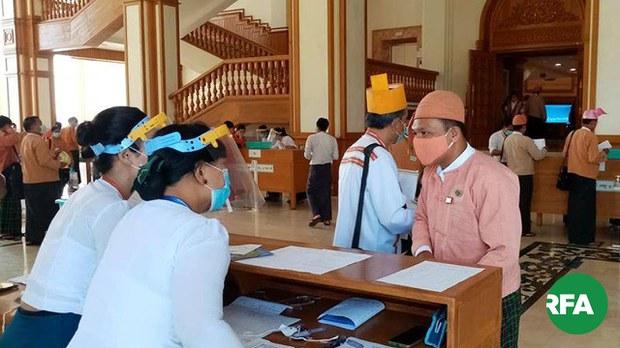 အစိုးရသစ်ဖွဲ့ဖို့ ဖေဖော်ဝါရီလမှာ လွှတ်တော်သစ်တွေ စတင်မည်