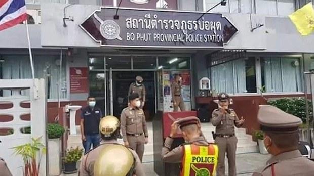 ထိုင်းရဲတပ်ကြပ် မုဒိန်းကျင့်ခံရတဲ့ အမျိုးသမီး ကော့သောင်းမြို့ကို ပြန်ရောက်ရှိ