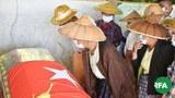 NLD အမတ်ကို လုပ်ကြံမှု လက်နက်ကိုင်အဖွဲ့တွေ ရှုတ်ချ