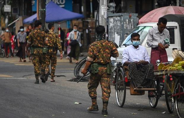အာဏာသိမ်းစစ်ကောင်စီကို အကြမ်းဖက်အဖွဲ့အဖြစ် NUG ကြေညာ