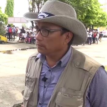 ကချင်ငြိမ်းချမ်းရေး အကျိုးဆာင်အဖွဲ့ PCG က ဦးလမိုင်ဂွန်ဂျာ