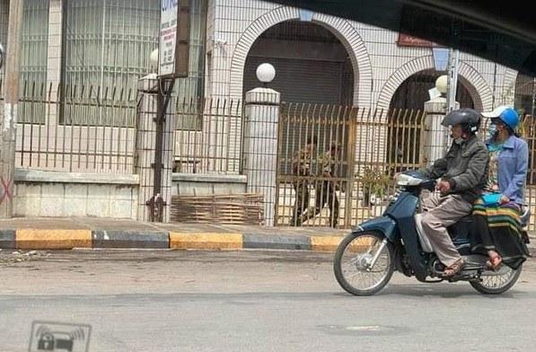 ပအိုဝ်းအမျိုးသားအဖွဲ့ချုပ် PNO ဌာနချုပ်  ဗုံးပစ်ခံရ