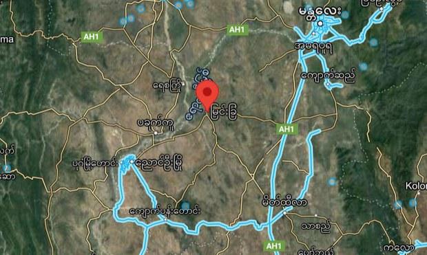 မြင်းခြံမှာ လူငယ်တစ်ဦး ဖမ်းဆီးခံရ