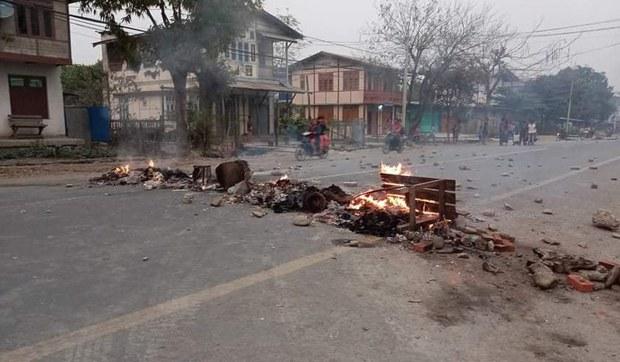 ကလေးမြို့မှာ ချင်းလူငယ်သုံးဦး ဒီနေ့ပစ်သတ်ခံရ