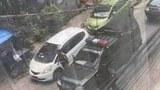 စမ်းချောင်း သံတံတားရပ်ကွက် အုပ်ချုပ်ရေးမှူး သေနတ်ပစ်ခံရ