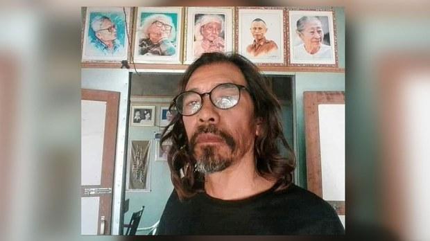 လူမှုရေးလုပ်ငန်းတွေလုပ်ဆောင်သူ၊ ကဗျာဆရာ ဦးစိန်ဝင်း မီးရှို့ခံရပြီး ကွယ်လွန်