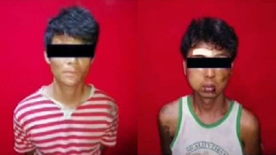စစ်ကောင်စီကဖမ်းဆီးပြီး သေဒဏ်ချမှတ်ခံထားရတဲ့ ရန်ကုန်မြို့၊ မြောက်ဥက္ကလာပမြို့နယ်က ကိုအောင်အောင်ထက်နဲ့ ကိုဘိုဘိုသူ တို့ကို တွေ့ရစဉ်