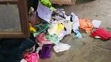 ဒီပဲယင်းမြို့နယ် ညောင်လှစံပြရွာက နေအိမ်တချို့ကို ၂၀၂၁ ဇွန်လ ၁၅ ရက်နေ့က စစ်ကောင်တပ် ဝင်ရောက်ဖျက်ဆီးစဉ်