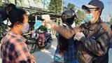 မန္တလေးက ဈေးတွေမှာ ဗိုင်းရပ်စ်တားဆီးရေး တင်းကျပ်ဆောင်ရွက်နေ