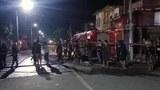 တမူးမြို့ ခရိုင်ရဲရုံးရှေ့ ဆိုင်ကယ်နဲ့ဖြတ်သွားတဲ့ ဒေသခံနှစ်ဦးသေနတ်နဲ့ပစ်ခံရ၊ တစ်ဦးသေဆုံး