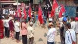 စစ်ကောင်စီတပ်တွေ ပစ်ခတ်ဖမ်းဆီးနေလို့ တမူးမြို့ခံတွေ ထွက်ပြေးနေရ