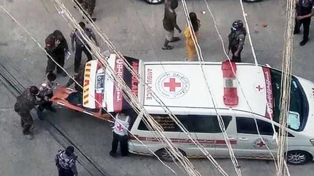 တာမွေမြို့နယ်က ရပ်ကွက်အုပ်ချုပ်ရေးမှူးတစ်ဦး ပစ်သတ်ခံရ