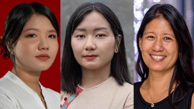 TIME မဂ္ဂဇင်းရဲ့ ကမ္ဘာ့လွှမ်းမိုးမှုအရှိဆုံး ပုဂ္ဂိုလ်တစ်ရာမှာ မြန်မာအမျိုးသမီး သုံးဦးပါဝင်