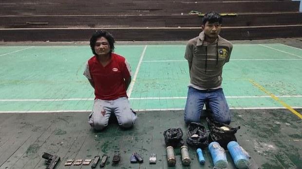 နိုင်ငံရေးအကျဉ်းသားဟောင်း ကိုတင်ထွဋ်ပိုင်နဲ့ လူငယ်တစ်ဦး အဖမ်းခံရ