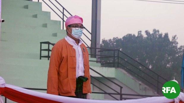 ရခိုင်ပြည်နယ်ဝန်ကြီးချုပ် ဦးညီပု ထိန်းသိမ်းခံထားရတဲ့နေရာကို မသိရသေး